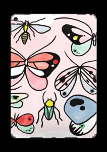蝶と虫 スキンシール IPad Pro 10.5