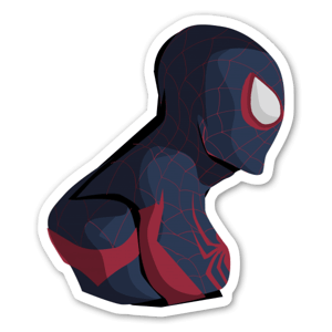 Spiderman -MM sticker