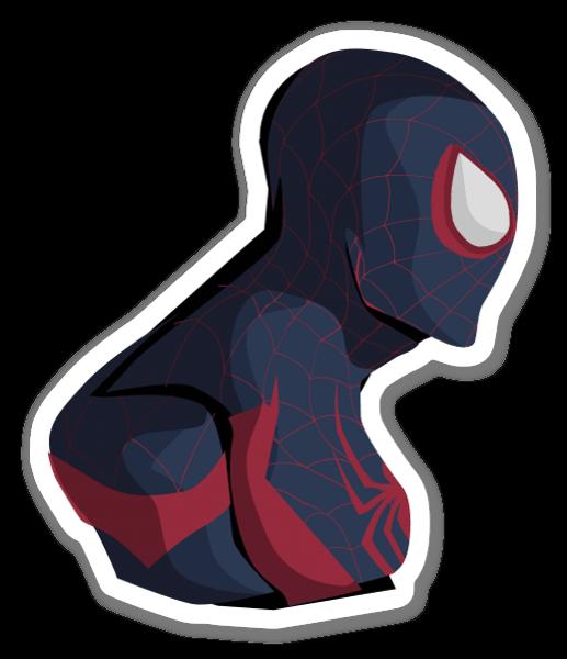 Spiderman -MM  sticker