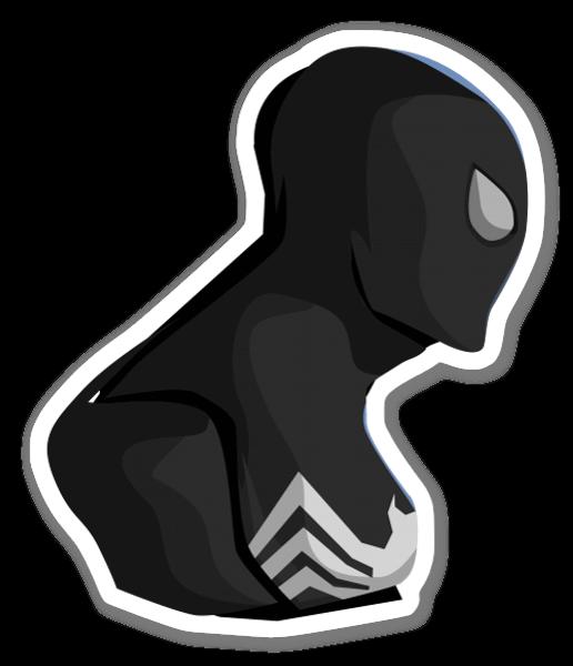 Spiderman - S pegatina