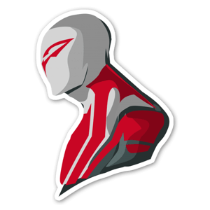 Spiderman - 2099 sticker