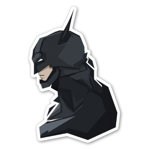 Batman sticker