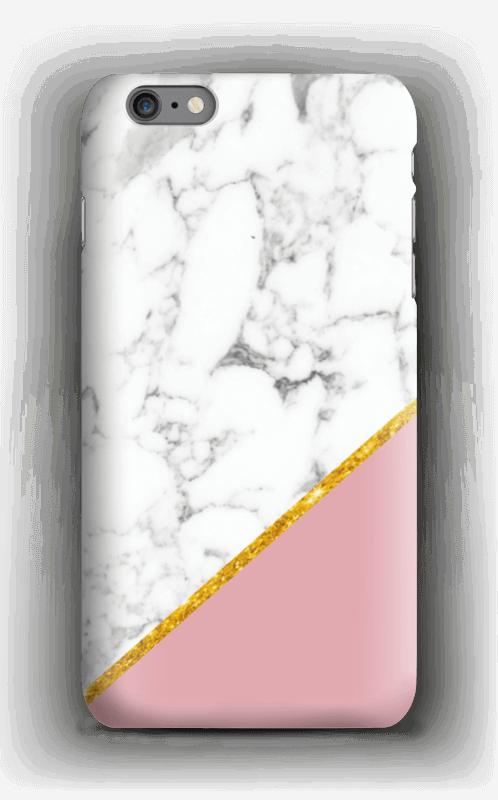 Marmo rosa e oro - CaseApp
