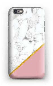 Marble + dusty pink and gold