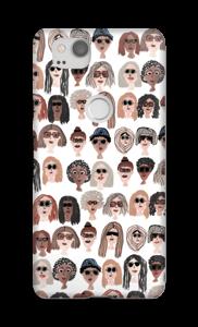 Sunnies deksel Pixel 2