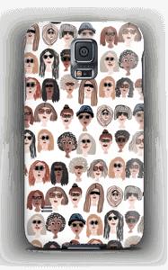 Sunnies kuoret Galaxy S5