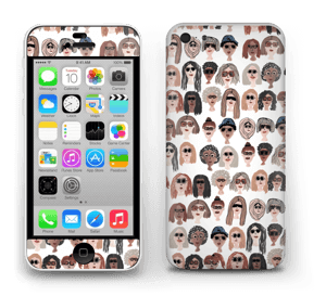 Sunnies Skin IPhone 5c