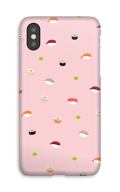 coque iphone xr sushi