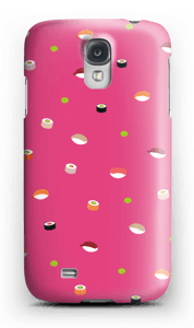 Sushi pinkki kuoret Galaxy S4