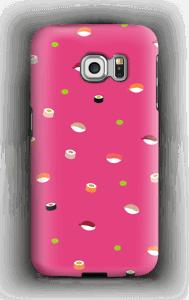 Sushi time deksel Galaxy S6 Edge