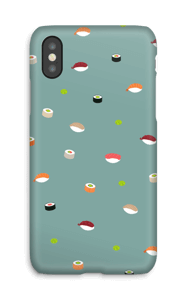 Sushi time deksel IPhone X