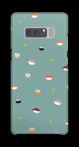 Sushi time Vert-Bleu Coque  Galaxy Note8
