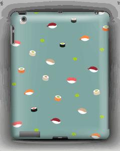 Sushi time deksel IPad 4/3/2