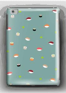 Sushi time + støvet blå cover IPad mini 2