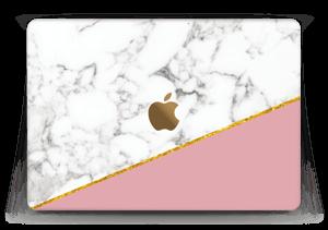 """Marbre Or Rose Skin MacBook 12"""""""