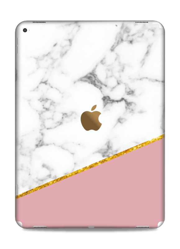 Marbre Or Rose Skin IPad Pro 12.9