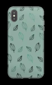 I love spring vert Coque  IPhone XS Max tough