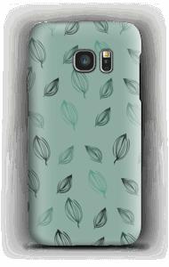 Grüner Frühling Handyhülle Galaxy S7