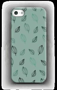 Keväisen vihreä kuoret IPhone SE