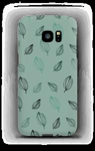 Keväisen vihreä kuoret Galaxy S7 Edge
