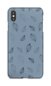 I LØW SPRING deksel IPhone XS Max