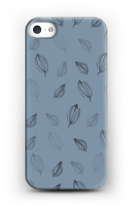 I love spring bleu Coque  IPhone 5/5S