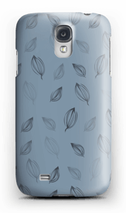 I LØW SPRING deksel Galaxy S4