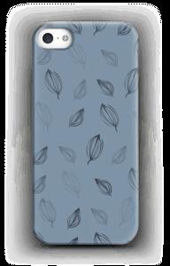 Falling Leaves Blue case IPhone SE