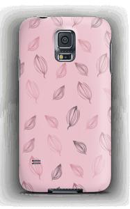 I LØV SPRING deksel Galaxy S5