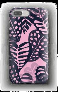 Tropiske planter deksel IPhone 7 Plus tough