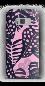 Tropiske planter deksel Galaxy S8