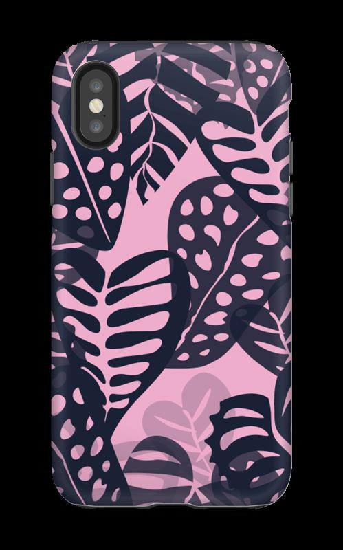 Tropiske planter deksel IPhone X tough