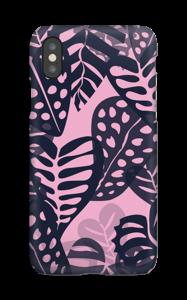Tropiske planter deksel IPhone XS