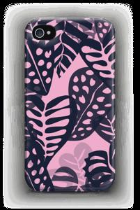 Tropiske planter deksel IPhone 4/4s