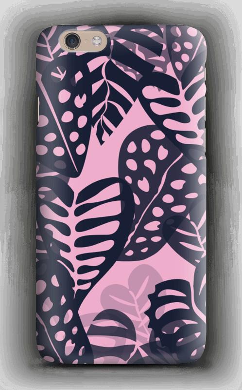 Tropiske planter deksel IPhone 6