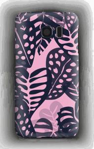 Tropiske planter deksel Galaxy S6