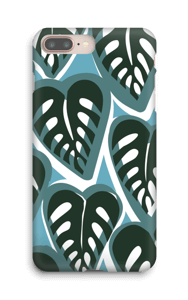 Tropiske planter  deksel IPhone 8 Plus