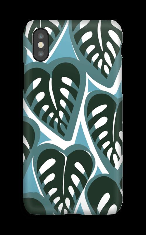 Tropiske planter  deksel IPhone X