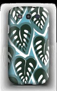Tropiske planter  deksel Galaxy S3