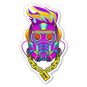 Renegade Master sticker