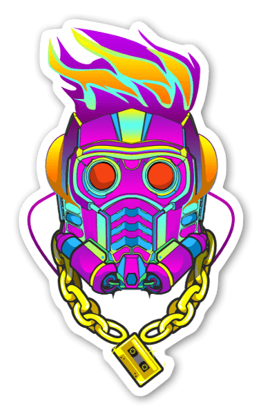 Renegade Master sticker