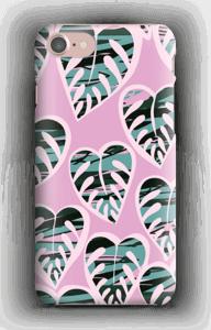 Tropical Plants Light Violet skal IPhone 7