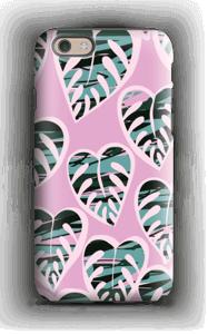 Tropical Plants Light Violet  Handyhülle IPhone 6s tough