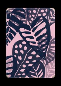 Tropical Plants Navy Skin IPad Air 2