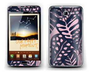 Tropical Plants Army Skin Galaxy Note