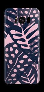 Tropische Pflanzen Skin Galaxy S8