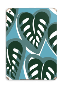 Tropical Plants Turquoise Skin IPad Air 2