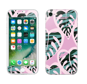 Tropische Pflanzen Skin IPhone 7