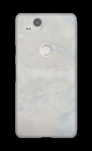 Akvarelli kuoret Pixel 2