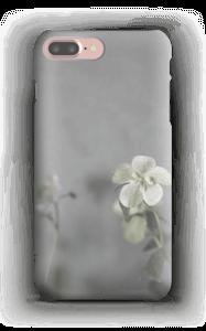 Flowery blues deksel IPhone 7 Plus